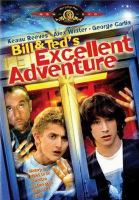 Bill and Ted's Excellent Adeventure (movie cover)