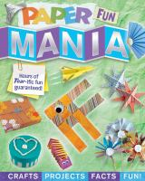 Cover art for Paper Mania