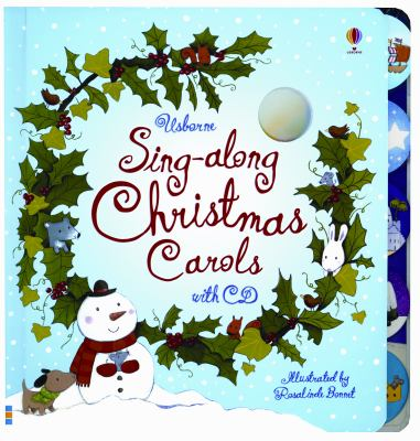 Details about Usborne Sing-along Christmas Carols with CD
