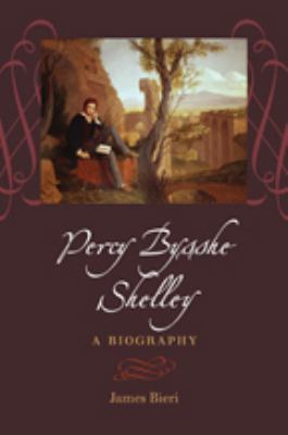 Cover art for Percy Bysshe Shelley
