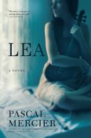 Cover art for Lea