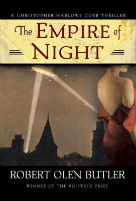 cover of The Empire of Night: A Christopher Marlowe Cobb Thriller