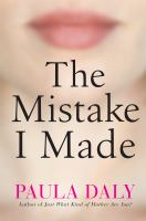 Cover of The Mistake I Made