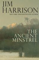 Cover art for The Ancient Minstrel