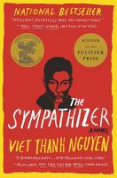 Cover art for The Sympathizer
