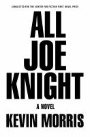 Cover art for All Joe Knight
