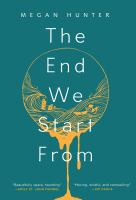 Cover art for The End We Start From