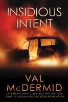Cover art for Insidious Intent