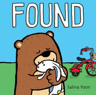 Cover image for Found