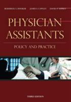 Physician assistants : policy and practice