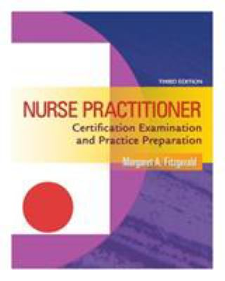 Cover for Nurse Practitioner Certification Examination and Practice Preparation eBook