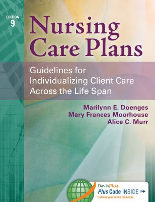 Cover for Nursing Care Plans