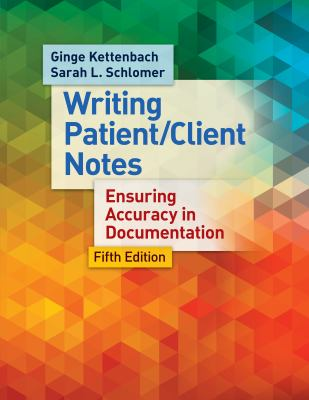 cover Writing Patient/Client Notes