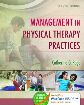 Management in Physical Therapy Practices cover