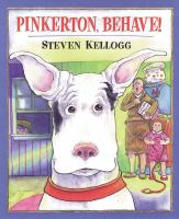 Cover art for Pinkerton Behave