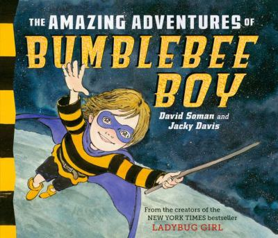 cover image for Bumblebee Boy