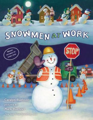 Cover image for Snowmen at work 