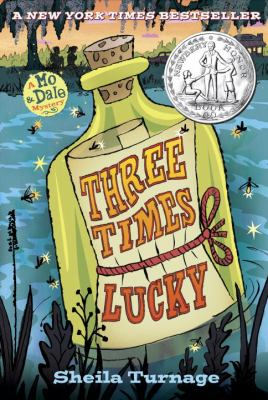 Cover image for Three times lucky