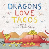 Cover art for Dragons Love Tacos