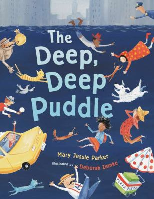 Cover image for The deep deep puddle
