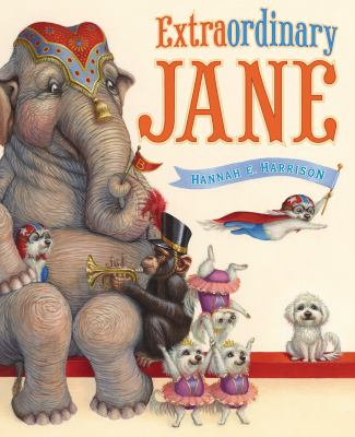 Cover image for Extraordinary Jane