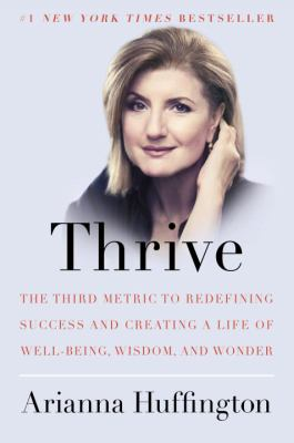 Cover image for Thrive