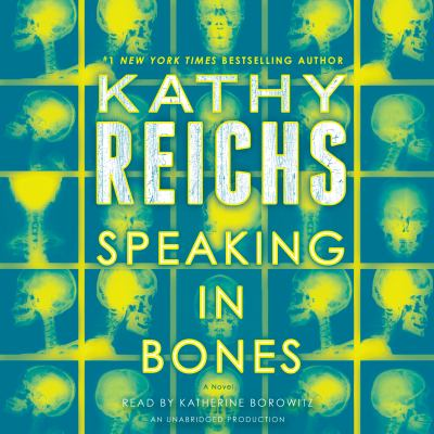 cover of Speaking in Bones