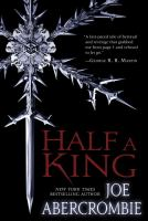 Cover art for Half a King