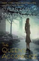 Cover art for The Queen's Accomplice