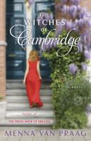 Cover art for The Witches of Cambridge