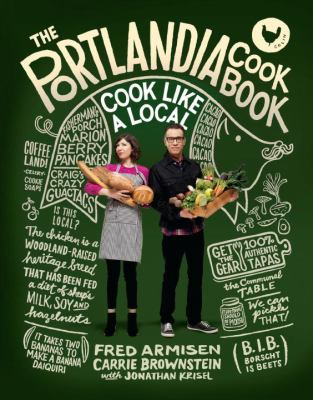 cover of The Portlandia Cookbook