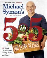 Cover of 5 in 5 for Every Season