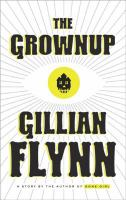 Cover art for The Grownup