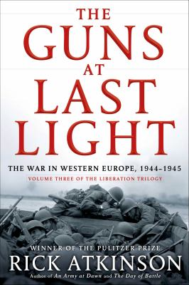 Cover image for The guns at last light
