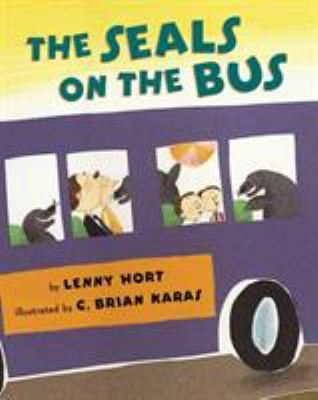 Book Cover - The Seals on the Bus