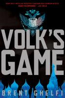 cover of Volk�s Game