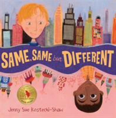 cover of Same, Same but Different
