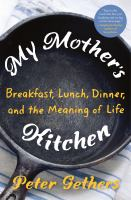 Cover art for My Mother's Kitchen