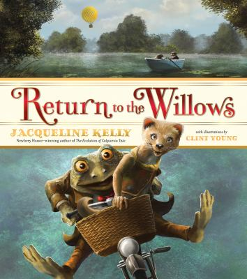 Cover image for Return to the willows