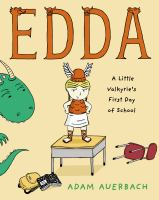 Book cover: Edda: A Little Valkyrie's First Day of School