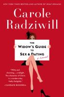 Book cover: The Widow's Guide to Sex and Dating