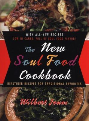 Cover image for The new soul food cookbook