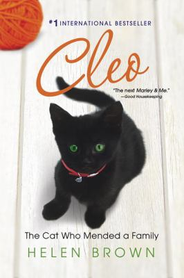cover photo: Cleo: The Cat Who Mended a Family