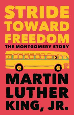 Cover image for Stride toward freedom