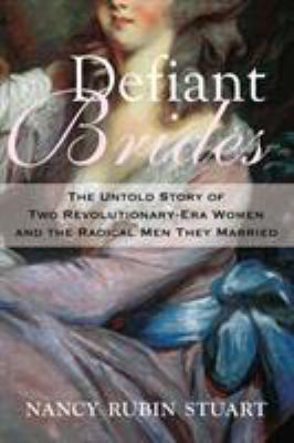 cover art for Defiant Brides