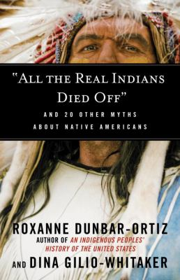 cover art All the Real Indians Died Off