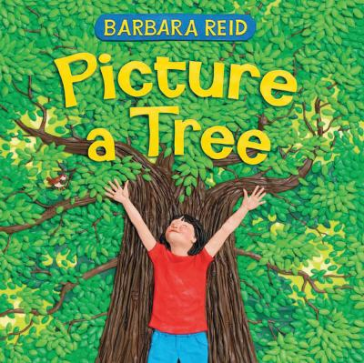 Cover image for Picture a tree