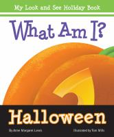 What+am+i++halloween by Lewis, Anne Margaret © 2011 (Added: 9/26/16)