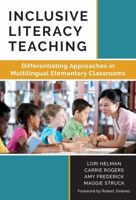 Inclusive Literacy Teaching Cover