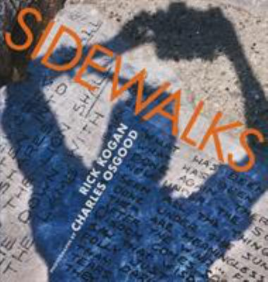 cover of Sidewalks: Portraits of Chicago